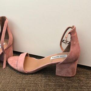4bef047b275d Steve Madden Shoes - Blush Pink Short Heels